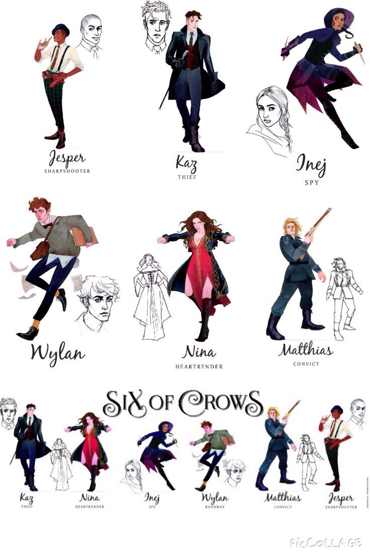 six of crows 2